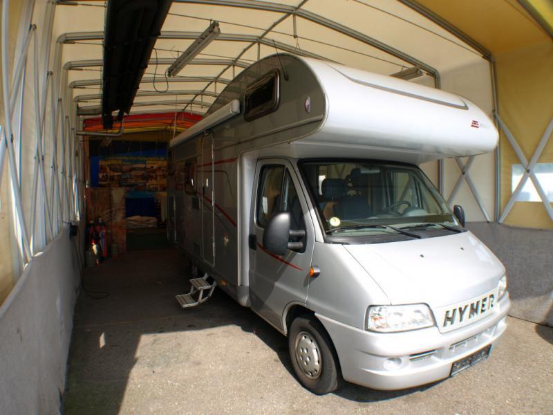 Hymer Camp Classic 524 (Fiat),BJ ...